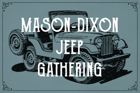 Mason-Dixon Jeep Gathering