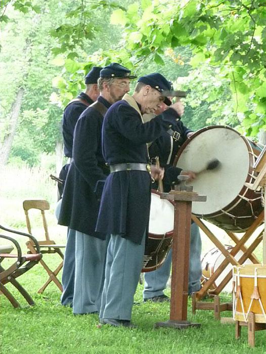 150th Commemoration Reenactment