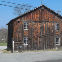 umills blacksmith shop