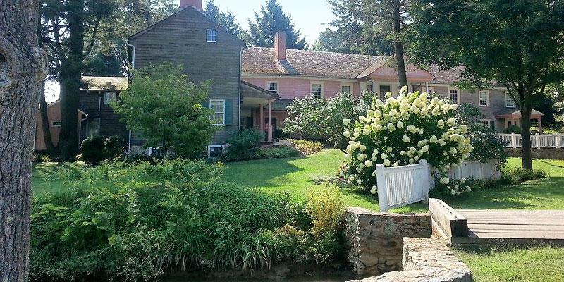 Union Mills house