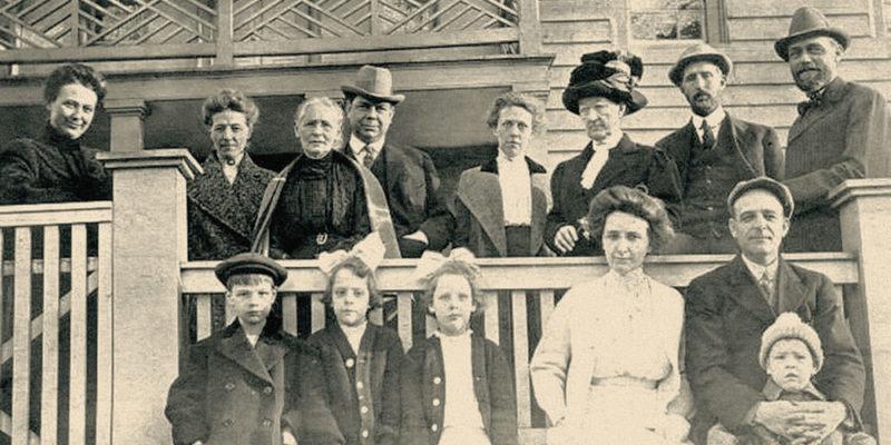 Shriver family vintage