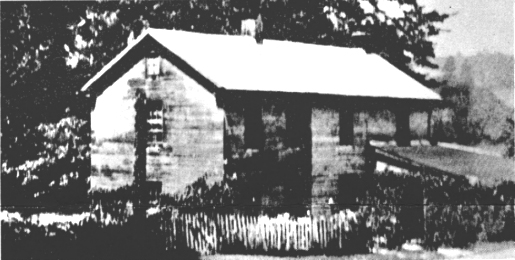 Miller's House, circa 1900