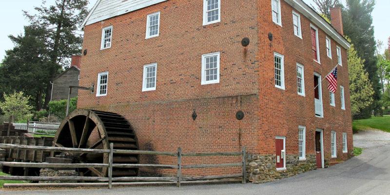 Union Mills mill