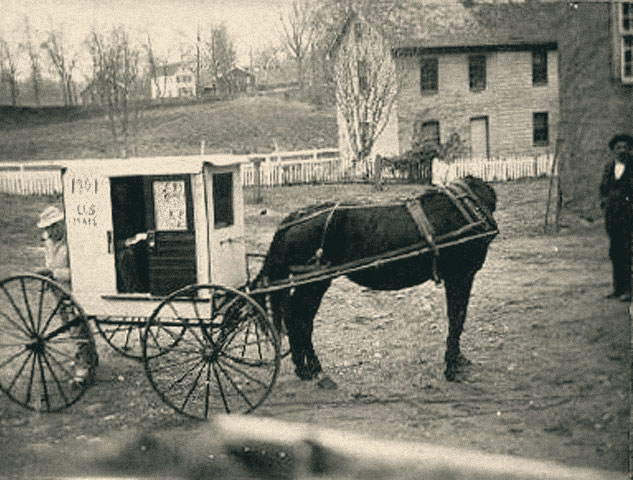 Rural Free Delivery 1901