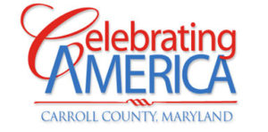 Celebrating America Carroll County MD logo