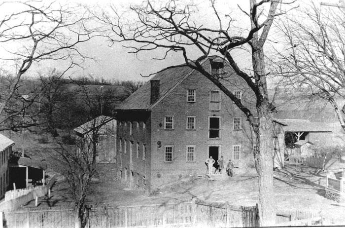 Union Mills 1880s