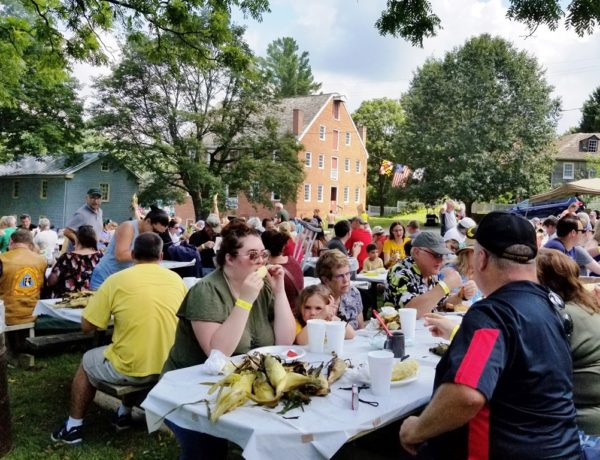 Corn Roast 2019 a Success; Next Year a Big Anniversary