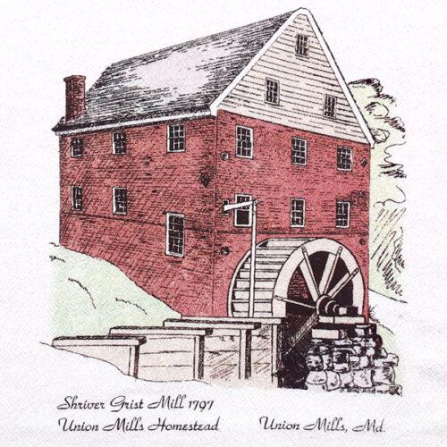 union mills flour sack towel