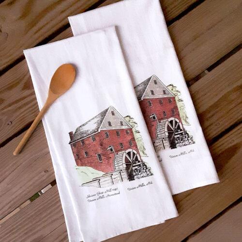 union mills flour sack towels