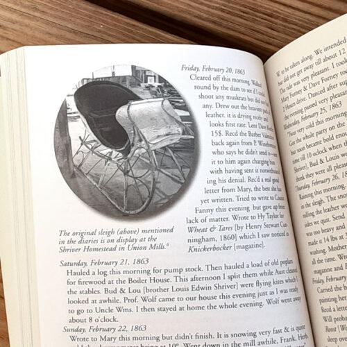 union mills pastime book