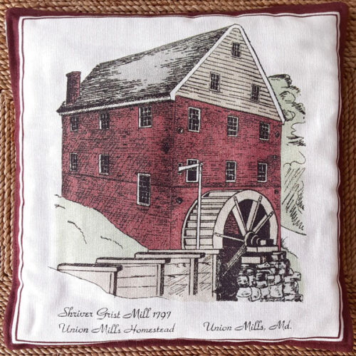 union mills spiced hot pad