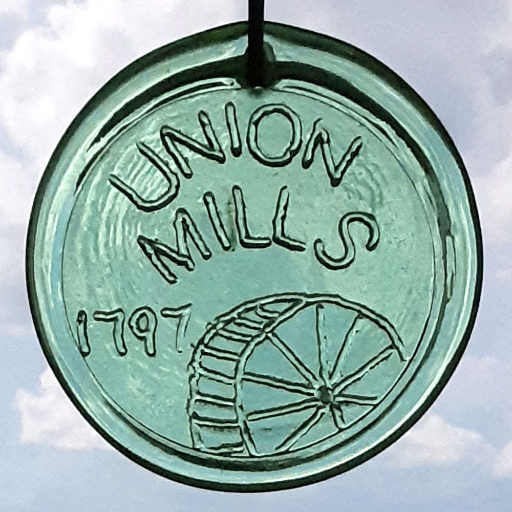 union mills suncatcher