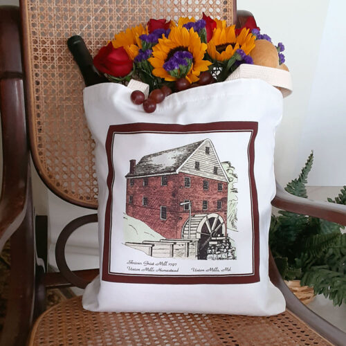union mills tote bag