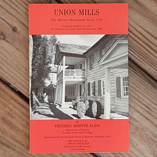 union mills book