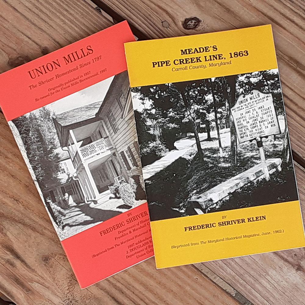 union mills books