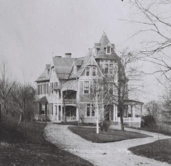 B.F. Shriver Family Home