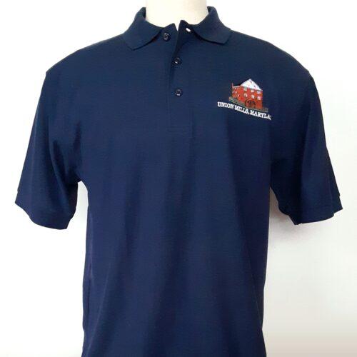 union mills polo shirt