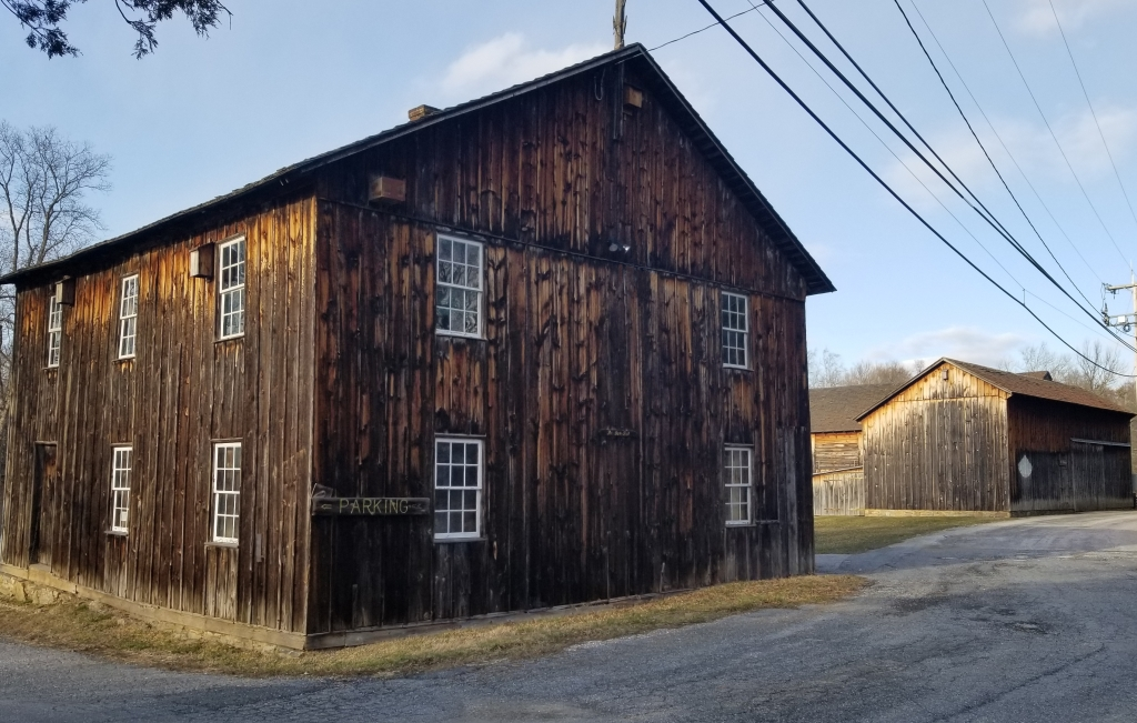 Tannery Buildings