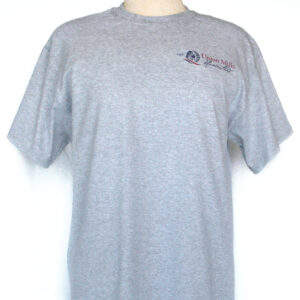 union mills tshirt grey