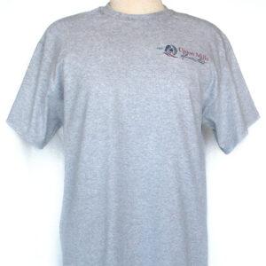 union mills tshirt grey
