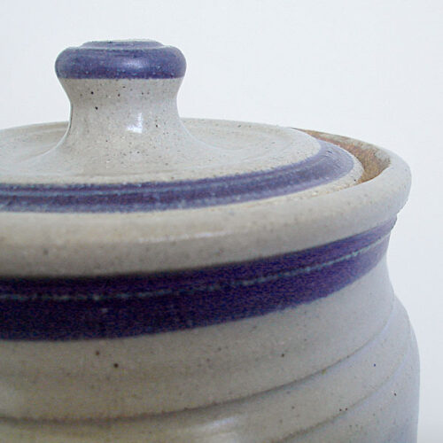 UMH canister lid detail